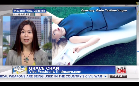 Grace Chan - CNN